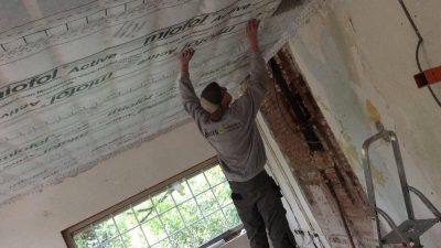 werkzaamheden plafond - Duits Onderhoud